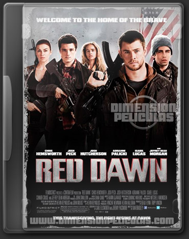 Red Dawn (DVDRip Ingles Subtitulada) (2012)