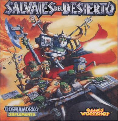 Salvajes del Desierto