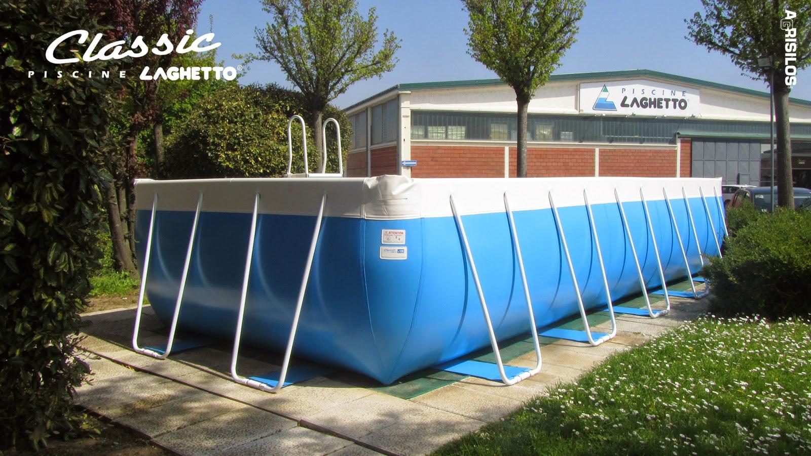Promozione classic sino a fine maggio piscine laghetto for Pulizia fondo laghetto