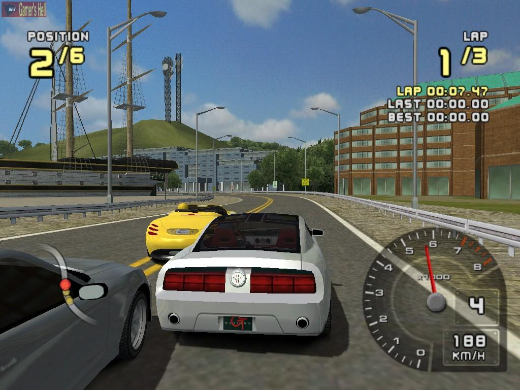 Free Downloads Cars Racing Game : Ford racing game free download full version for pc