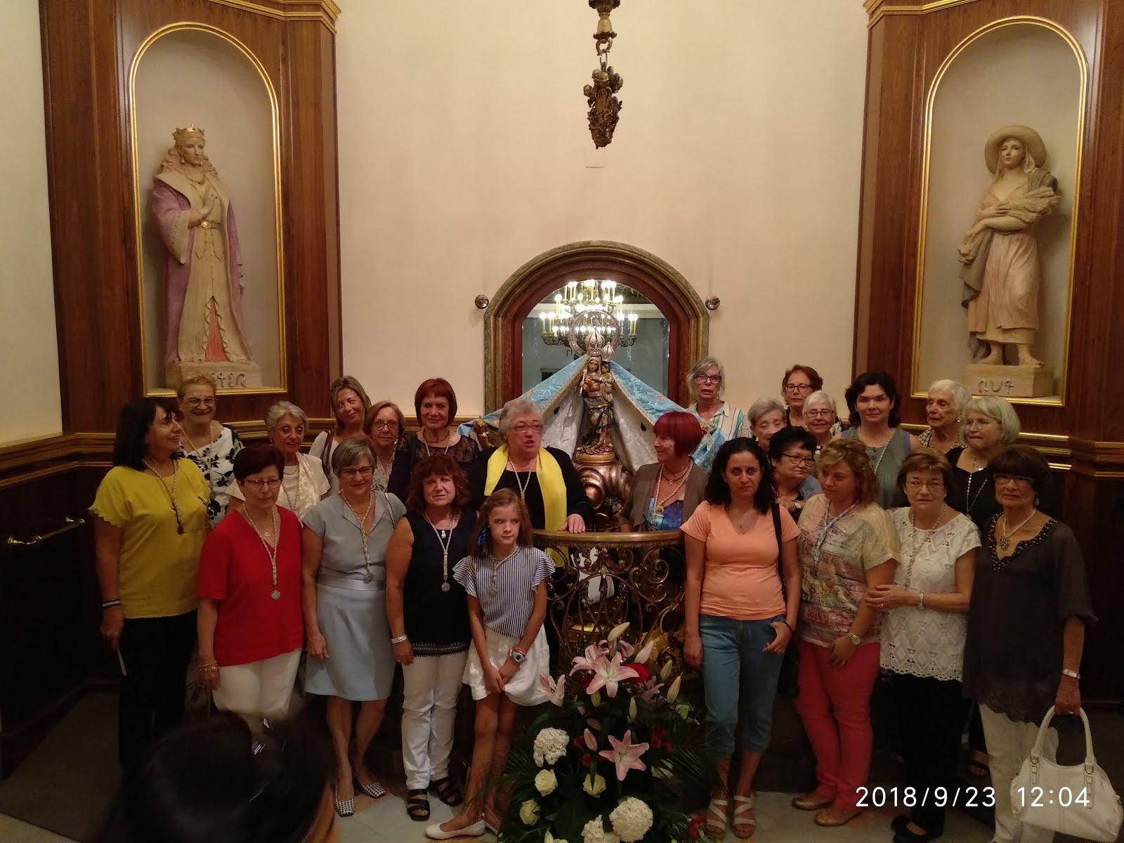 38 Trobada del Grup de Misericòrdies al Santuari