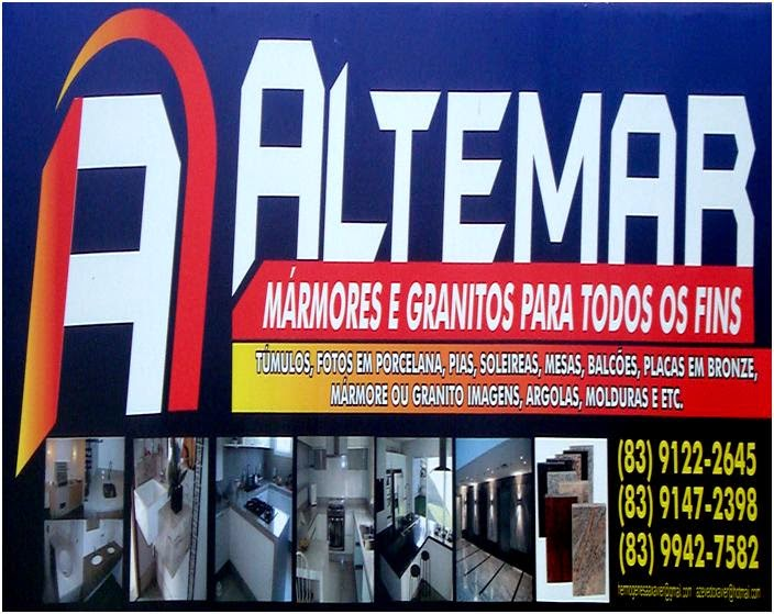 ALTEMAR MÁRMORES E GRANITOS
