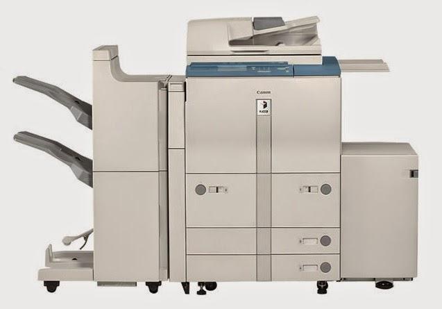 Mesin Fotocopy Canon IR 5000