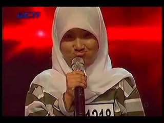 Video Fathin X-Factor Indonesia (Bruno Mars, Grenade)