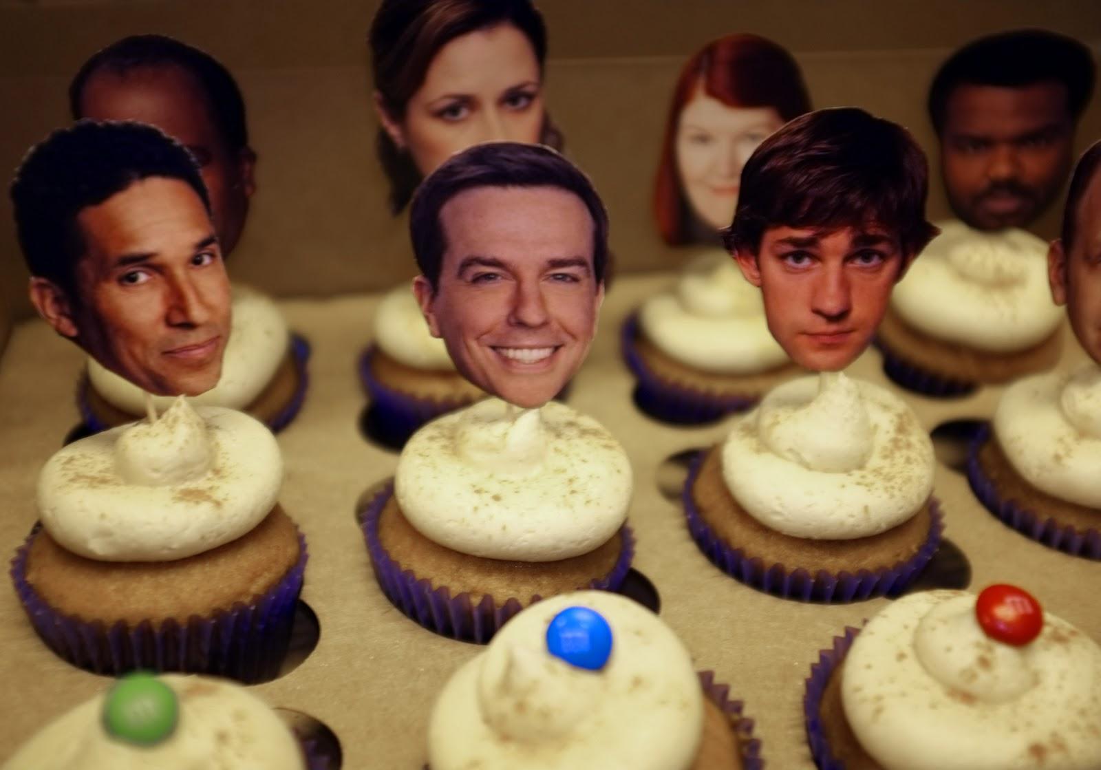 Sweet Elites Vegan Cupcakes The Office Cupcakes