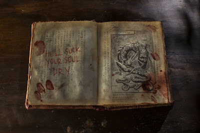Evil Dead remake necronomicon