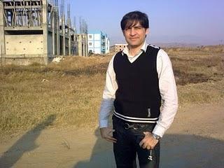 Zeek Afridi