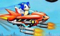 Sonic Uzay Savaşı Oyunu
