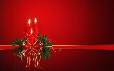 adornos de navidad velas christmas ornament with candle 1920x1200 wallpaper