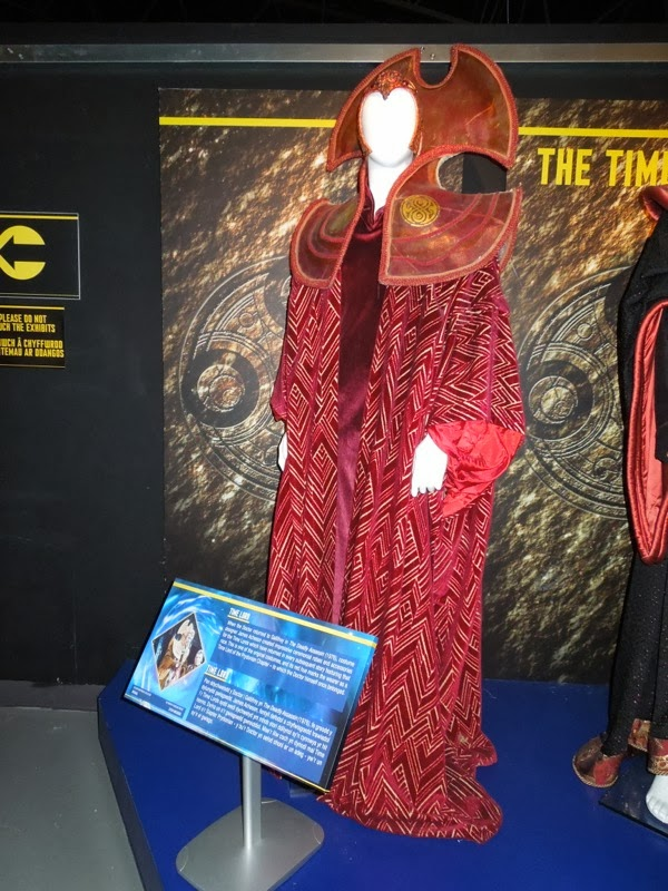 Doctor Who 1976 Time Lord costume