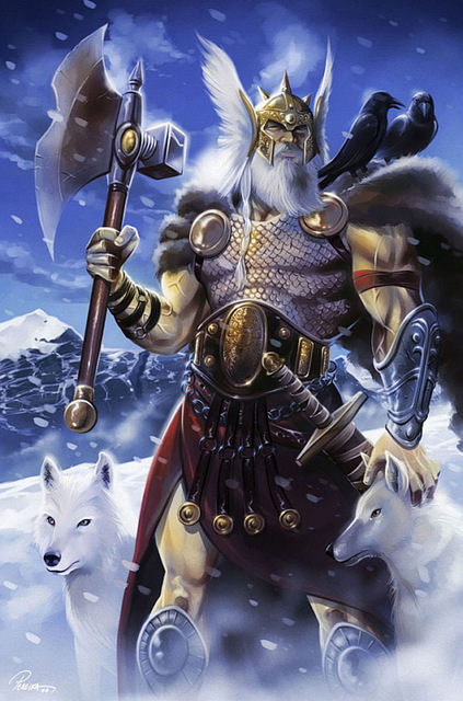 odin is a major god in norse mythology and the ruler of asgard odin is    Odin God Of Norse Mythology