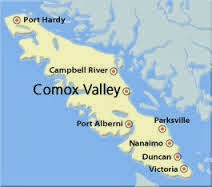 Serving the communities of Cumberland, Comox & Courtenay