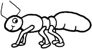 Dibujos de Hormigas