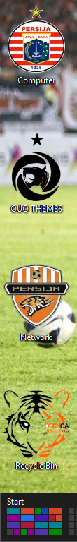 Tema Persija Jakarta Untuk Windows