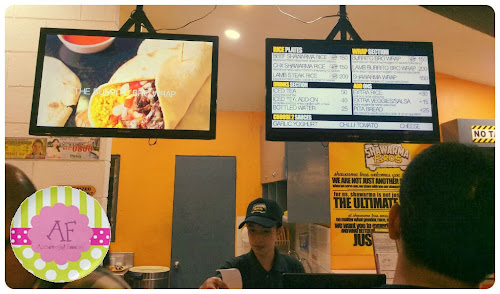 Shawarma Bros - Menu