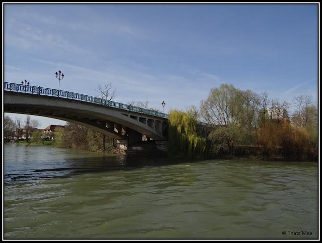 Bords de Marne pont Joinville St Maur