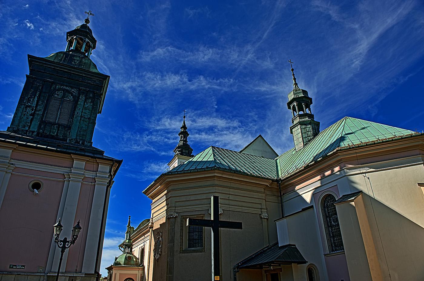 Wieliczka Poland Church