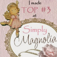Top 3 @ Simply Magnolia 27th July