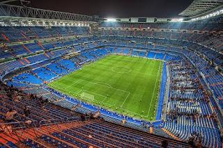 [imagetag] Sejarah Berdiri stadion Santiago Bernabeu