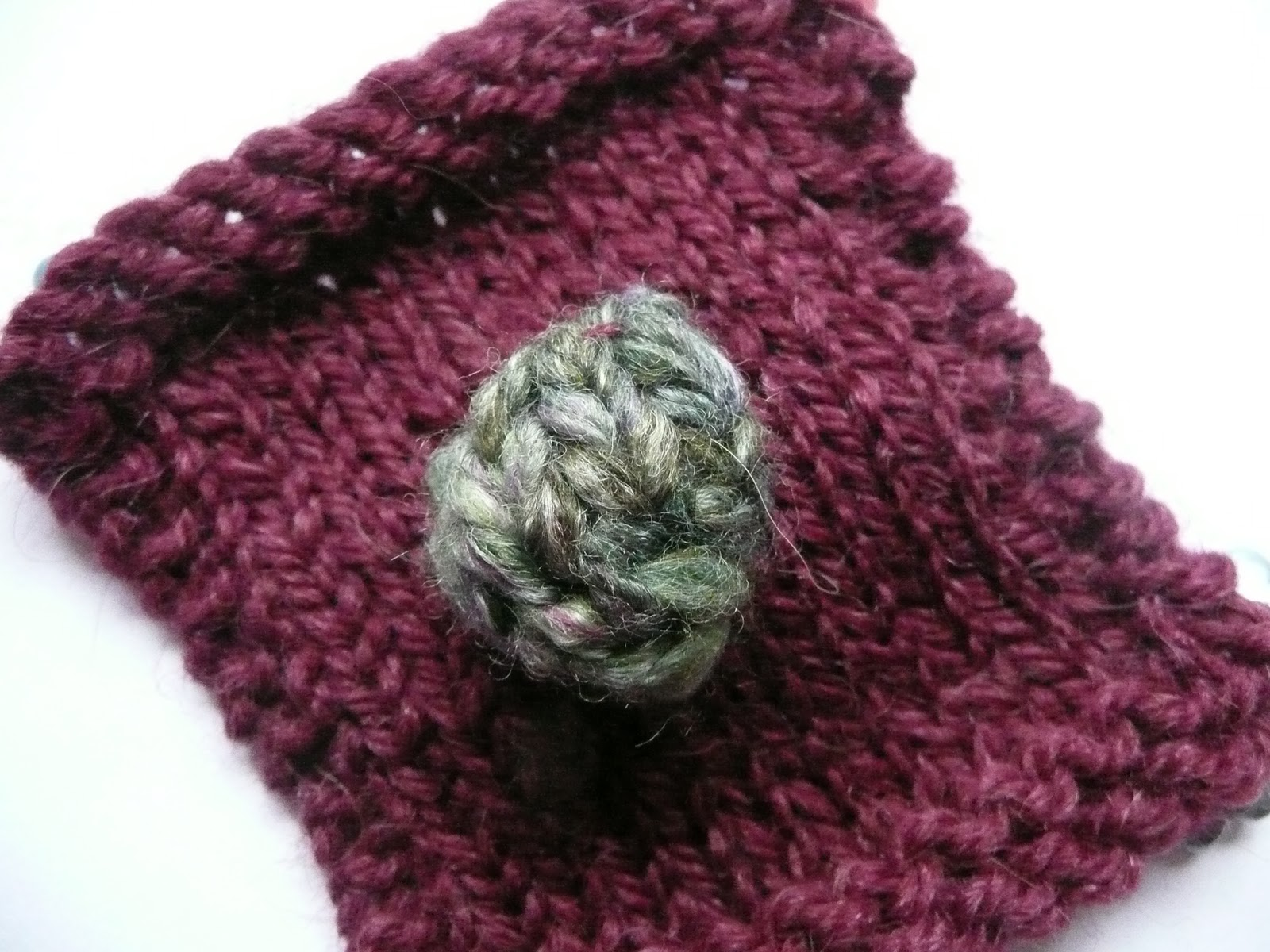 how to finish off ends in knitting
