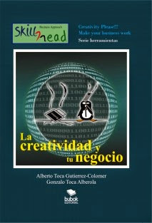 Incrementa tu creatividad, la de tus hijos, tus alumnos, tu empresa, ¡Haz click en la portada!