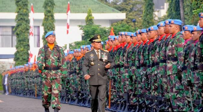 Lika-liku Tugas Paspampres mengawal orang nomor 1 dan 2 di Indonesia