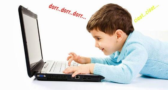 Pengaruh Positif dan Negatif Internet bagi Anak-anak