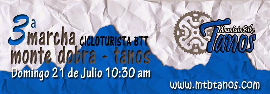 III Marcha Monte Dobra - Tanos