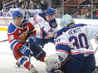 WHL: Streaking