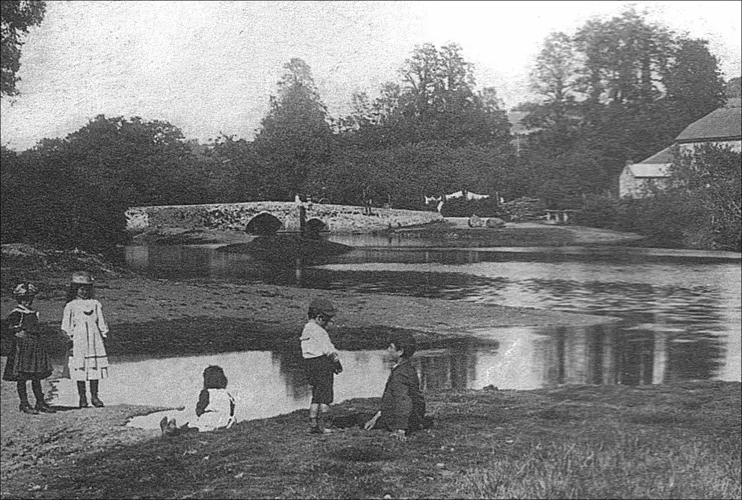 Lerryn Cornwall late 1890s