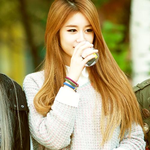 Beauty Park JIYEON T-ARA Appreciation Photo