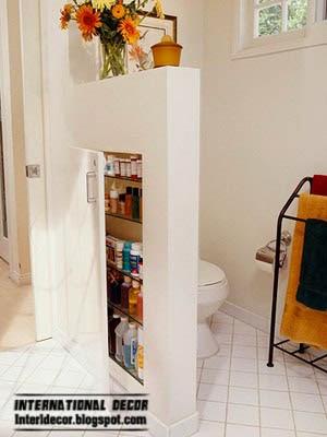 great storage ideas for bathroom, arrange home furnishings
