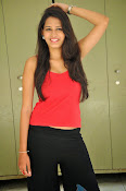 Swetha Jadhav glam pics in red top-thumbnail-16