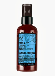 The Body Shop Deep Sleep Dreamy Pillow and Body Mist