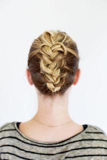 Rambut kepang bekang