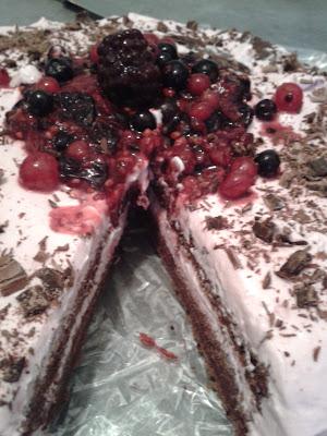 sumsa carolija torta