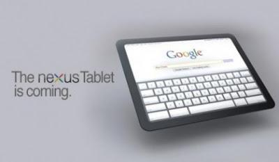 google 10-inch nexus tab
