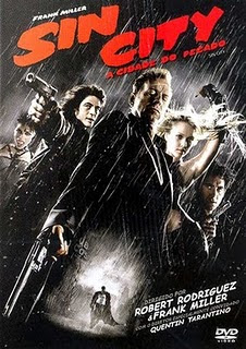Filme Poster Sin City - A Cidade do Pecado DVDRip XviD & RMVB Dublado