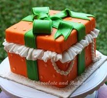CAKE FONDANT  GIFT BOX
