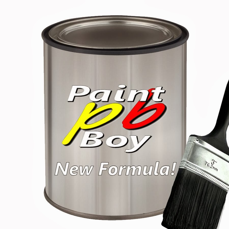 New Formula Lead Paint from Paint Boy