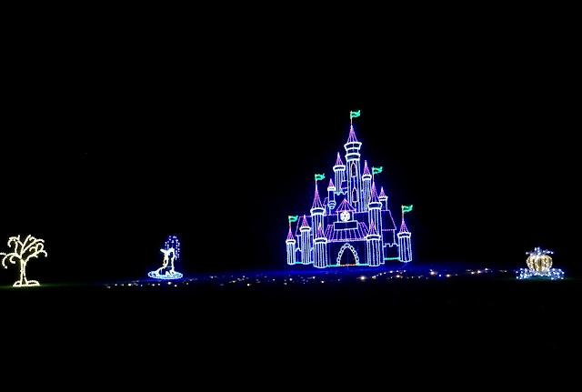 winter lights maryland lifestyle blogger christmas lights