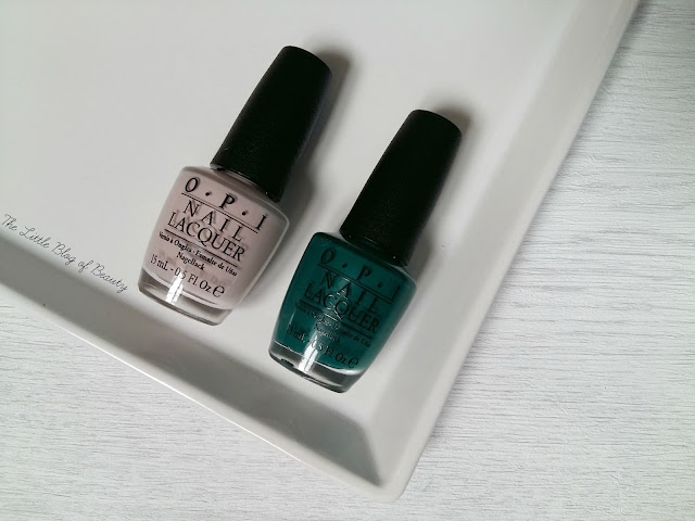 OPI Don't Bossa Nova me Around & AmazON...AmazOFF