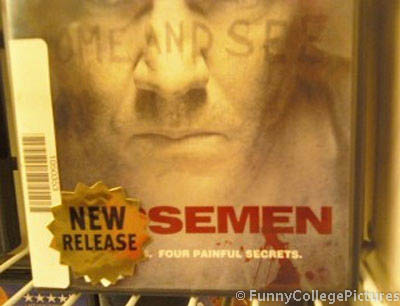 New release Semen