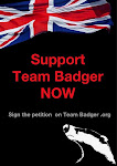 Apoya a Team Badger