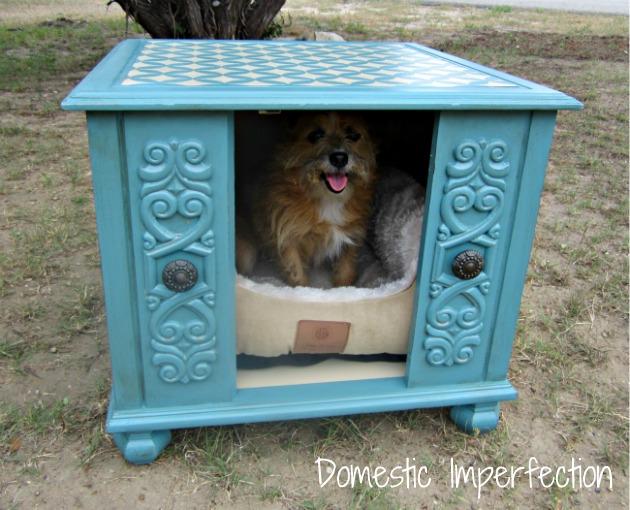 Cómo hacer una casa para perro con Recicla Inventa