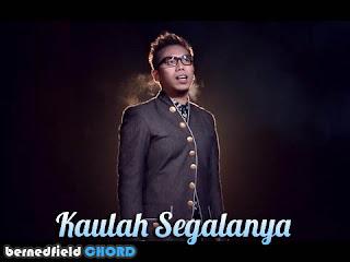 Lirik dan Chord(Kunci Gitar) Sammy Simorangkir ~ Kaulah Segalanya