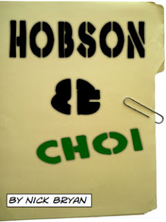 Hobson & Choi cover (vote for me!)