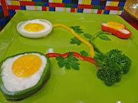 Receita de ovo no pimentão
