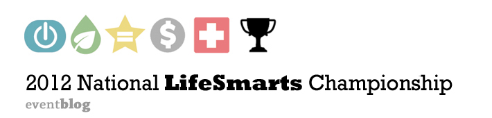 2012 National LifeSmarts Championship