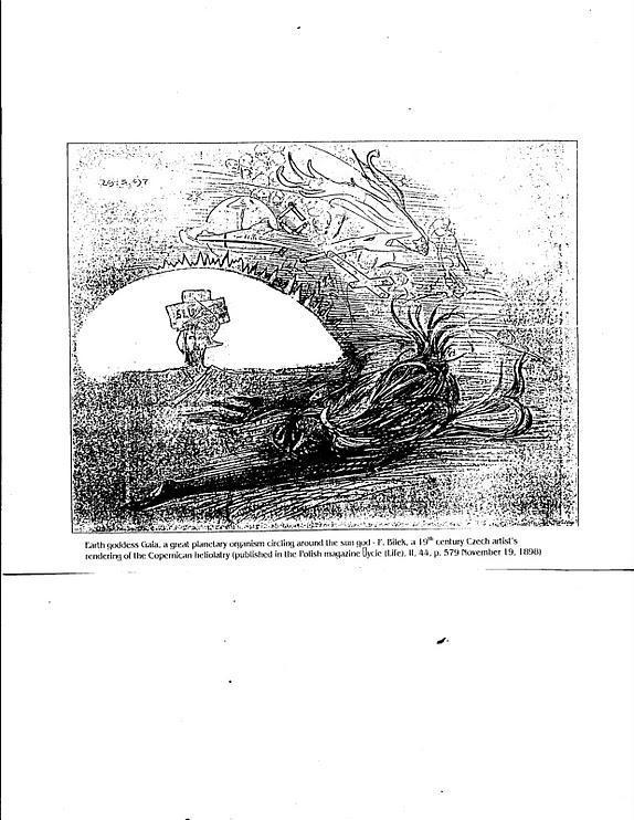 Bog slonce Kopernika zdemaskowany przez S. Wyspianskiego